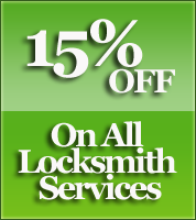 on all locksmith services